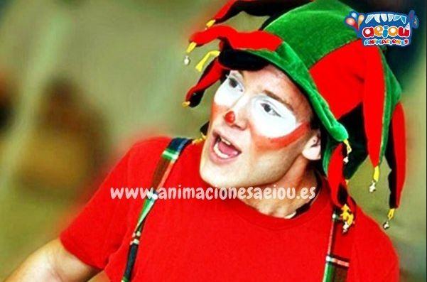 Payasos para fiestas infantiles en Pinto