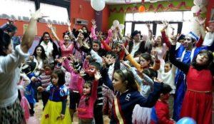 Payasos para fiestas infantiles en Camarma de Esteruelas