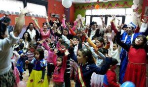 Animadores para fiestas infantiles en El Escorial