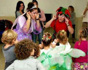 Animadores para fiestas infantiles en Guadarrama