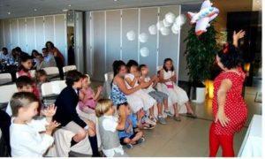 Animadores para fiestas infantiles en Manzanares del Real
