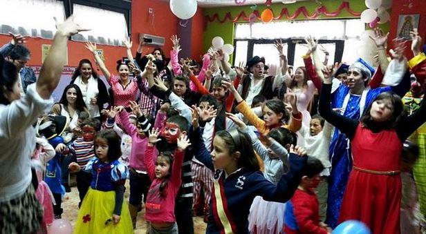 Animadores para fiestas infantiles en Meco