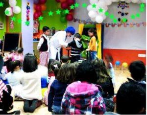 Magos para fiestas infantiles en Casarrubios del Monte