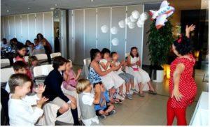 Magos para fiestas infantiles en Las Matas