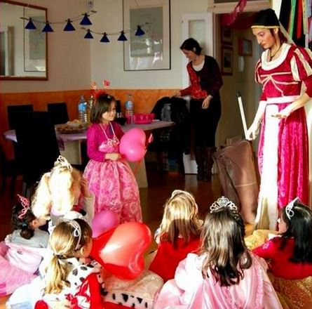 Magos para fiestas infantiles en Meco