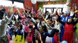 Magos para fiestas infantiles en Navacerrada