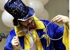 Magos para fiestas infantiles en San Agustin del Guadalix