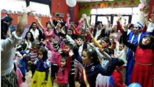 Payasos para fiestas infantiles en Ciempozuelos