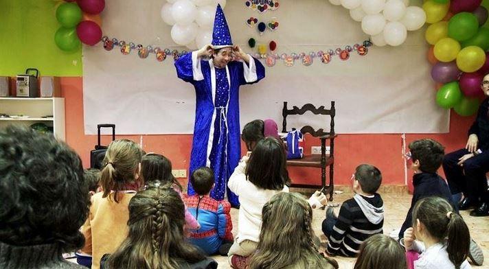 Payasos para fiestas infantiles en El Escorial