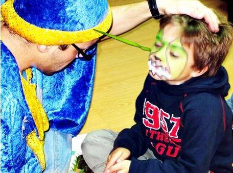 Payasos para fiestas infantiles en El Molar