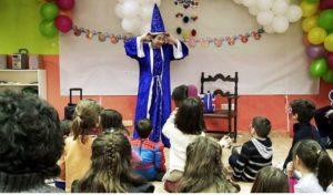 Payasos para fiestas infantiles en Navacerrada