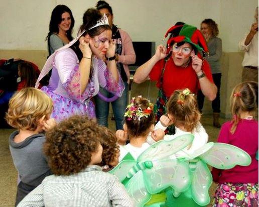 Payasos para fiestas infantiles en San Fernando de Henares