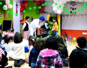 Animadores para fiestas infantiles en Arévalo