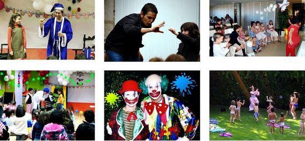 Animadores para fiestas infantiles en Cuéllar