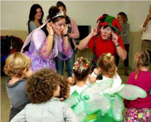 Animadores para fiestas infantiles en El Casar