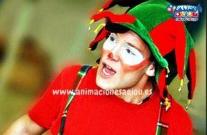 Animadores para fiestas infantiles en Esquivial