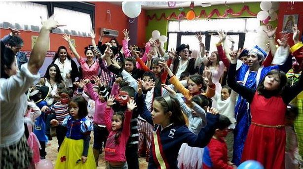 Animadores para fiestas infantiles en San Ildefonso
