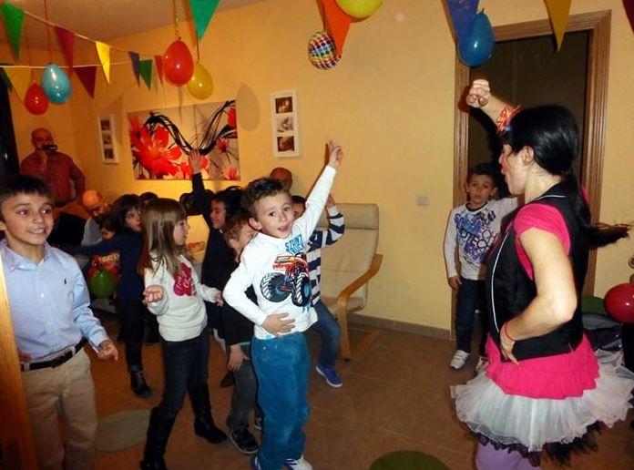 Animadores para fiestas infantiles en Seseña