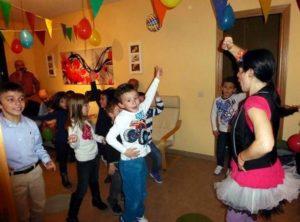 Animadores para fiestas infantiles en Toledo