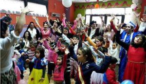 Animadores para fiestas infantiles en Tres Cantos
