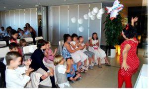Animadores para fiestas infantiles en Velilla de San Antonio