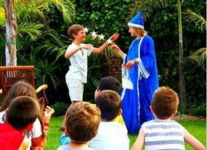 Magos para fiestas infantiles en Alovera