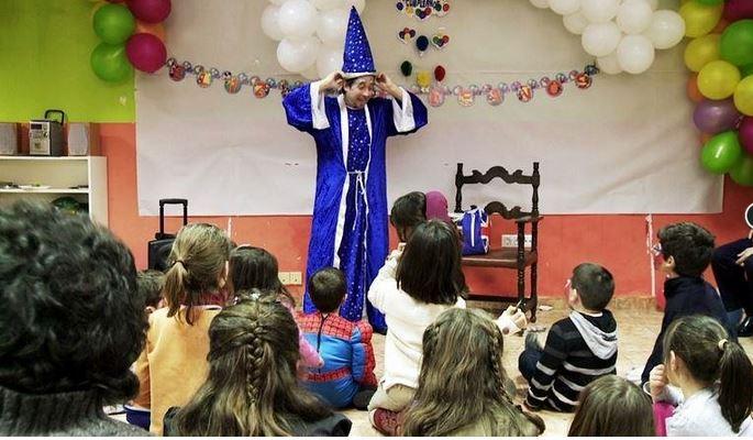 Magos para fiestas infantiles en El Espinar