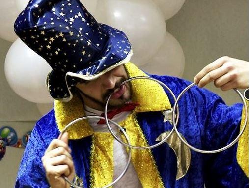Magos para fiestas infantiles en Tres Cantos