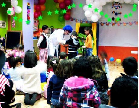 Magos para fiestas infantiles en Velilla de San Antonio