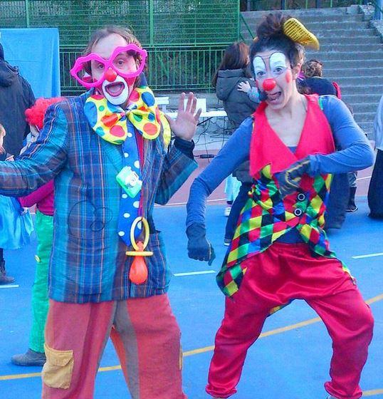 Payasos para fiestas infantiles en Yuncos