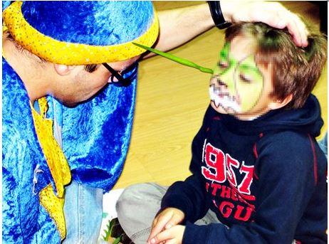 Animaciones para fiestas de cumpleaños infantiles y comuniones en Alcalá de Henares